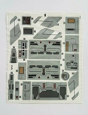 Lego Star Wars Original Sticker Sheet from set 75215 New and unused
