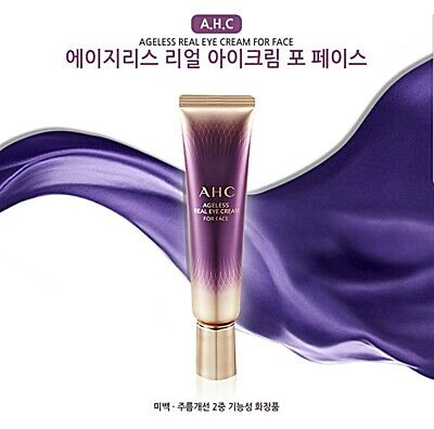 [AHC] Ageless Real Eye Cream for Face  30ml / Whitening & Wrinkle Care