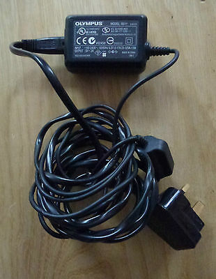 Genuine Original OLYMPUS A511 5V 2A 13W Adapter Power Charger + mains PSU- £30