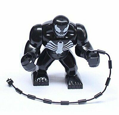 VENOM Spider-Man Big Figure Mini figure Marvel Comics Avengers lego compatible
