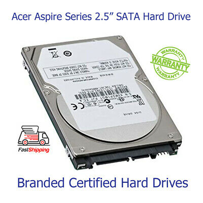 """250GB Laptop 2.5"""" SATA Internal Hard Disc Drive (HDD) for Acer Aspire 1430Z"""