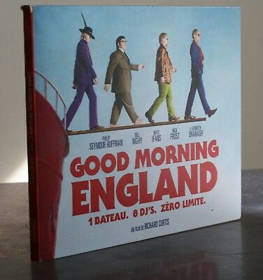 Good morning England / cd et dvd album limited / mercury 2009