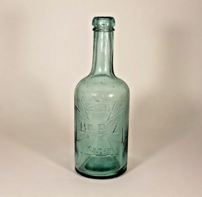 "Alte BierFlasche ""Dr. P. Z."" / Old Beer Bottle"