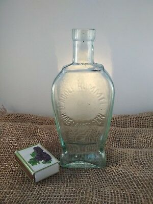"Alte Flasche -""Dr. Adolf Hommel - Haematogen"" um1920 / Old bottle"