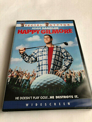 Happy Gilmore - Special Edition DVD New Sealed Adam Sandler Carl Weathers