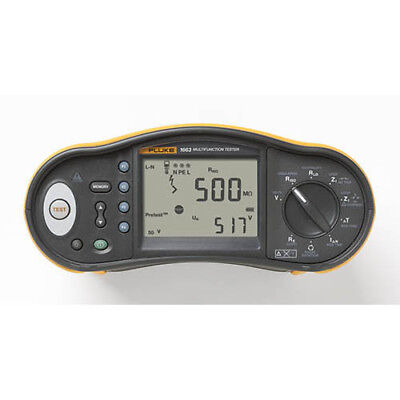 Fluke 1663 Multifunction Installation Tester with Memory Interface