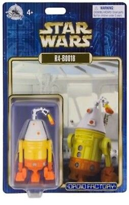 Disney Parks 2018 Star Wars R4-B0018 Halloween Droid Factory Figure