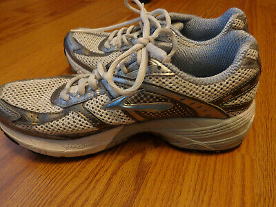 f7af430f6d9 BROOKS GTS 10 Go 2 Series Athletic Running Walking Womens Shoes Size ...