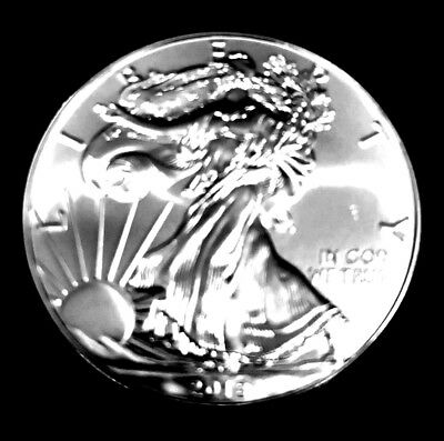 On Sale until Sold Out !!   1 oz 2018 BU++ Silver American Eagles @ $18.59.