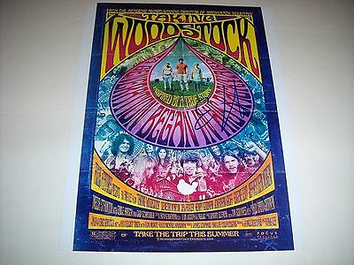 """Emile Hirsch Signed Photo """"Taking Woodstock"""" (Pic-Proof)"""