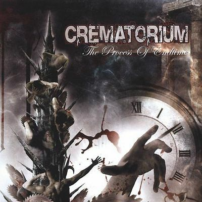 The Process of Endtime * by Crematorium (CD, Jul-2005, Prosthetic)