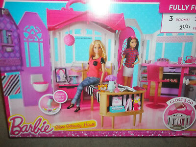 Barbie Glam Getaway House New Sealed