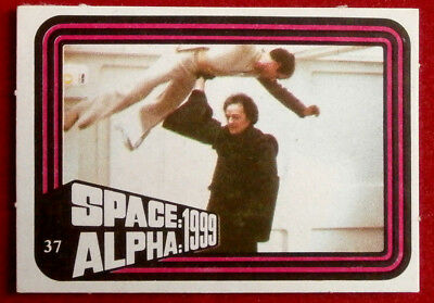 SPACE / ALPHA 1999 - MONTY GUM - Card #37 - Netherlands 1978