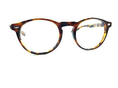 51098cce74bfe Authentic Ray Ban RB5283 5675 Unisex Tortoise Rx Eyeglasses Frames 49 21~145