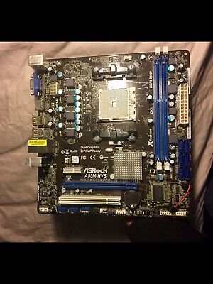 ASROCK A55M-HVS MOTHERBOARD DRIVERS FOR WINDOWS DOWNLOAD