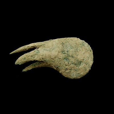 Bactrian bronze claw mace head x9292