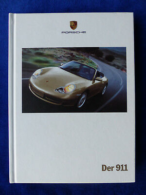 Porsche 911 996 Boxster 986 Farben Colour Trim Guideprospekt Brochure 1999 97 Manuals & Literature