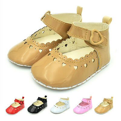 Beautiful  Girls Baby Infant Casual Hollow Shoes Toddler Prewalker Soft Sole