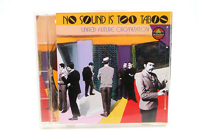 Brownswood Ufo No Sound Is Too Taboo Phcl-5 Japan Cd B408