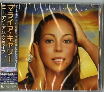 Mariah Carey-Me. I Am Mariah...the Elusive Chanteuse-Japan Cd Bonus Track F43