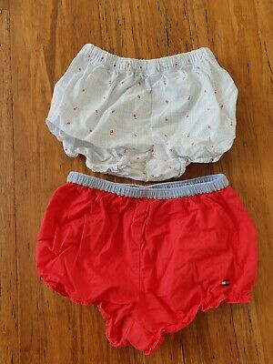 Tommy Hilfiger Bloomers Knickers 3 to 6 months 18 to 24