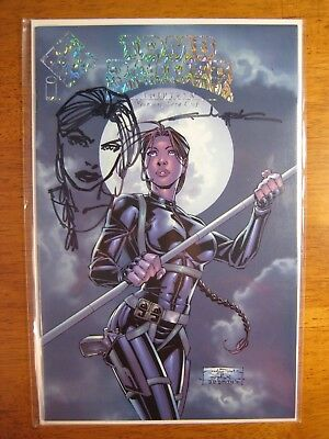 Wow! Tomb Raider #13 **Andy Park Signed/Sketch!!** Coa!