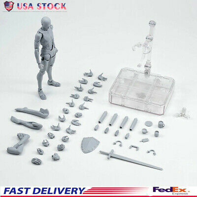 Drawing Figures  Human Model Mannequin Man Woman Kits For Artists