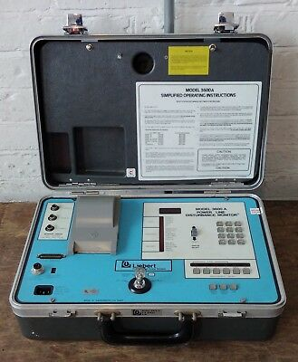 Liebert Model 3600A Power Line Disturbance Monitor