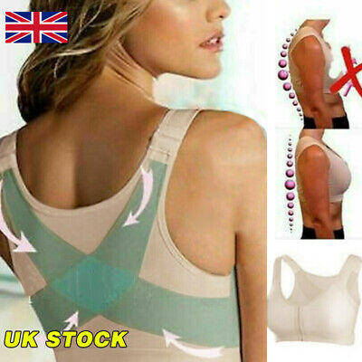 Women Ladies Posture Corrector Lift Up Bra Vest Best Quality Sports Running Yoga