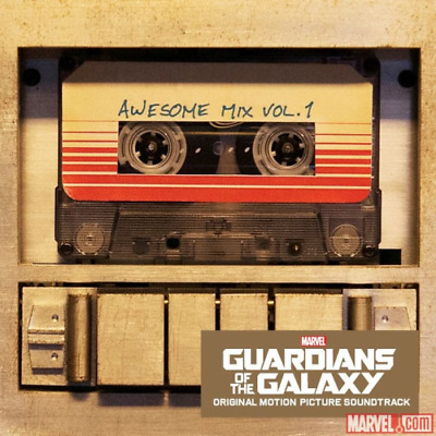 Ost-Guardians Of The Galaxy: Awesome Mix Vol. 1 International ...-Japan Cd E51