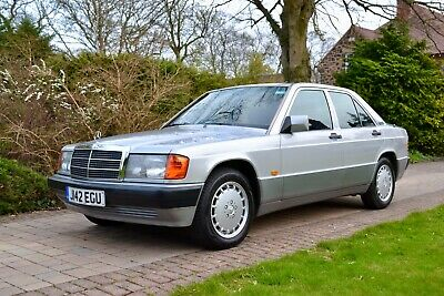 1991 Mercedes Benz 190E 2.0 *Superb Condition and Incredible Service History*