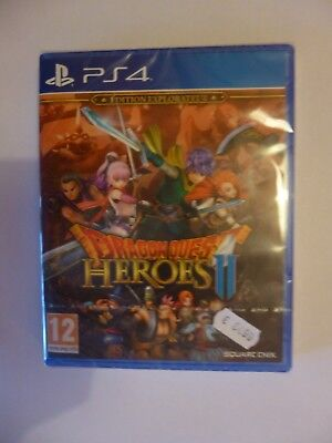 Jeu PS4 Dragon Quest Heroes 2 NEUF sous blister