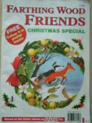 Farthing Wood Friends / Christmas Special / A Visit From St. Nicholas