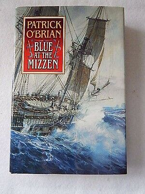 1999 Blue At The Mizzen by Patrick O'Brianl-1st American Ed. 3rd Printing-HCDJ