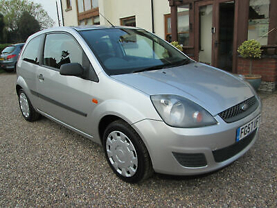 Ford Fiesta 1.25 Style Climate. 2007. Full history including cam belt. 1 former