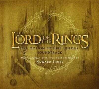 Soundtrack Howard Shore - The Lord of the Rings: Trilogy (3 Disc Limited) CD NEW