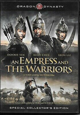 An Empress and the Warriors (DVD) Widescreen Special Collector's Edition