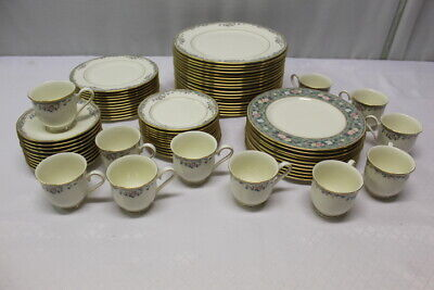 Lenox Spring Vista American Home Collection Fine China Retired 71 pc Set