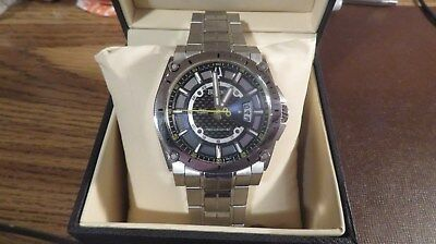 Bulova Precisionist Men's Stainless Steel Champlain Watch From ESTATE