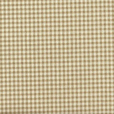 Empress Swag Valance in French Country Linen Beige Gingham