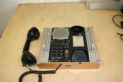 Vintage Spirit Of St. Louis S.o.s.l.  Hands Free Telephone