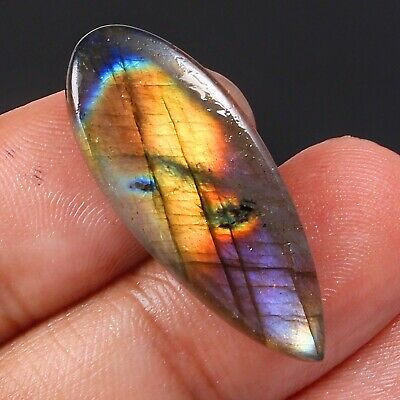 Natural Purple Spectrolite Labradorite Loose Mix Cabochon Gemstone Sale EG-200