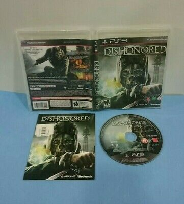 Juego Ps3 Sony Playstation 3 Ingles - Dishonored