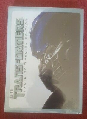 Transformers (DVD, 2007, 2-Disc Set, Special Edition)