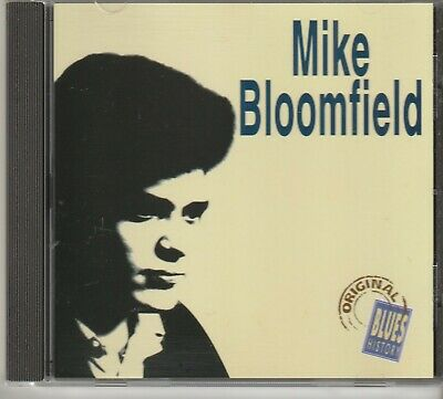 Mike BLOOMFIELD - Hully Gully - CD Album 10 titres / tracks ( 1994 )