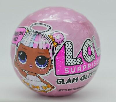 LOL Surprise! GLAM GLITTER Doll Series 2 Big Sisters UNOPENED BALL Authentic