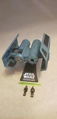 Micro Machines Star Wars Action Fleet Tie Bomber