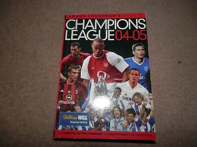 Angus Loughran's Champions League preview guide 2004 2005 Liverpool AC Milan