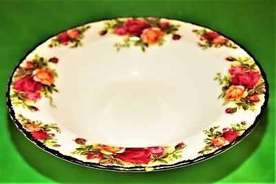 343A PIATTO DA PRANZO D.26CM ROYAL ALBERT OLD COUNTRY ROSES ENGLAND