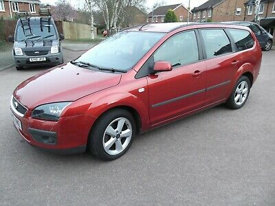 Ford Focus 2007 07 TDCI 1.8cc Estate Engine Gearbox  Alloys Seats - Spares